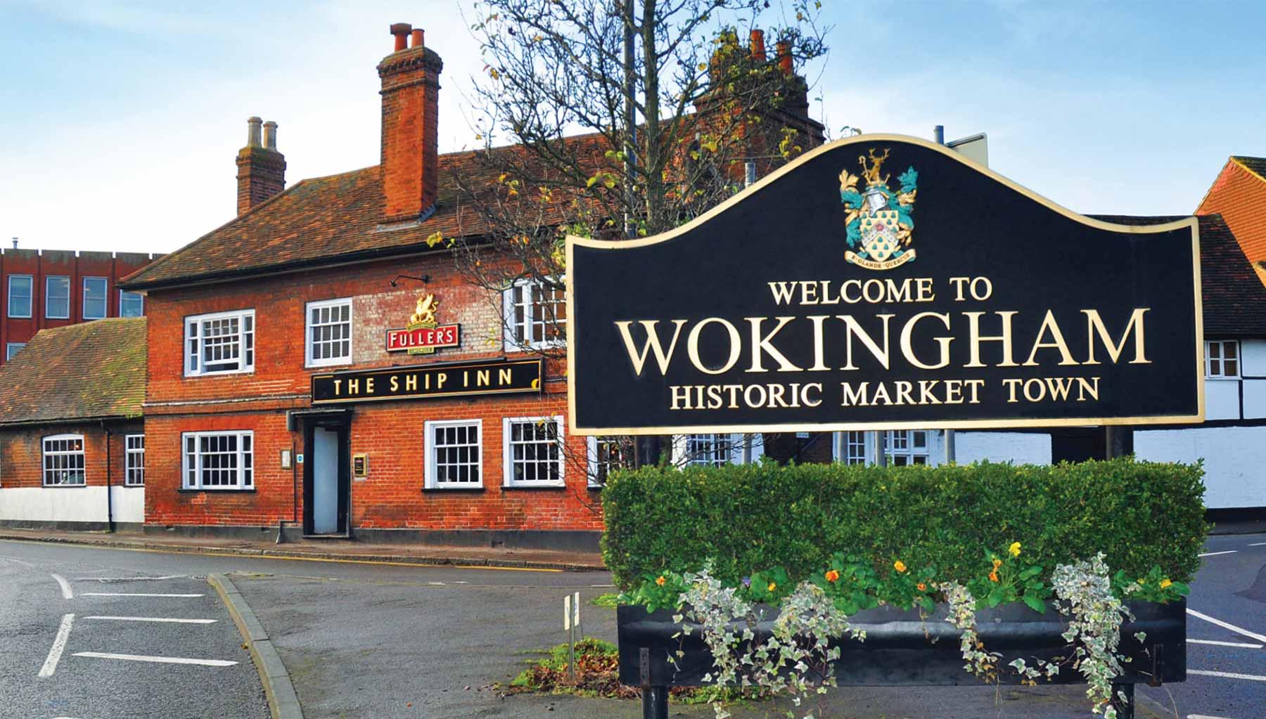 Wokingham Market Town